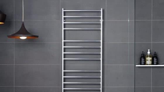 Ladder towel rail
