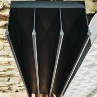Gordon Heated Towel Rail vertical photo