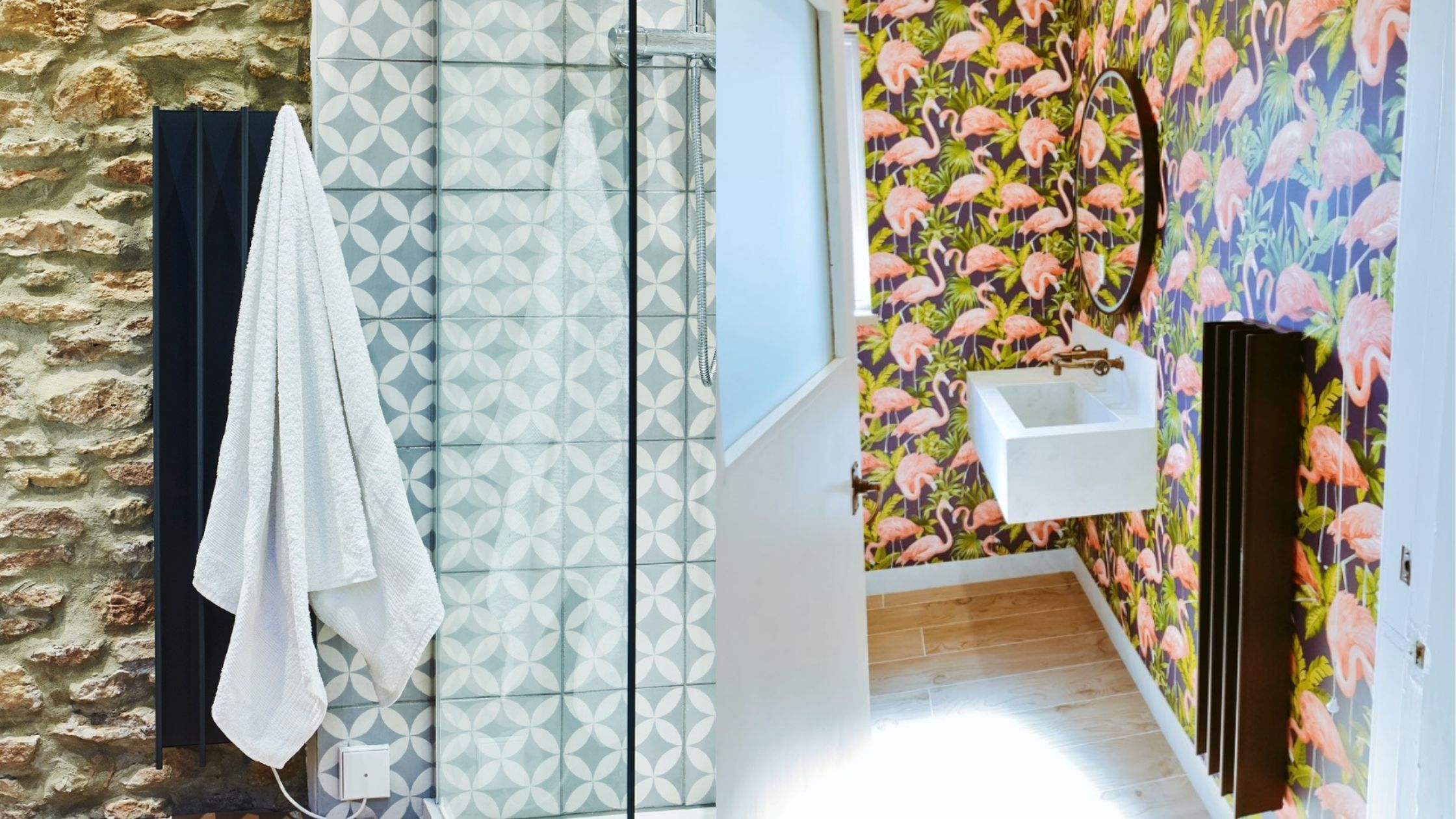 What size heated towel rail should I purchase?