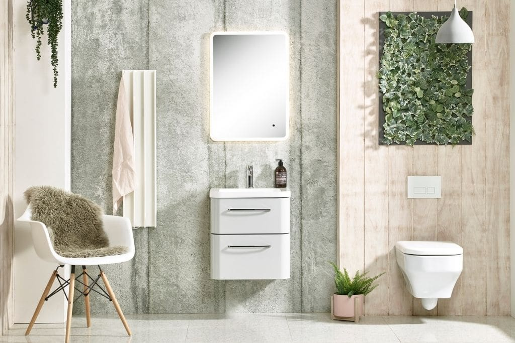 How much electricity do heated towel rails use?