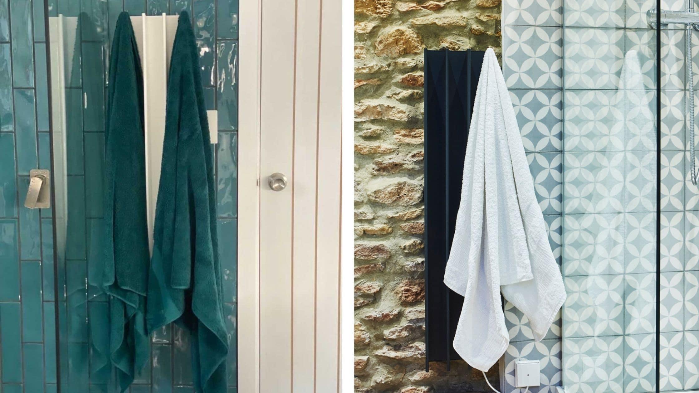 Heated towel rails vs radiators